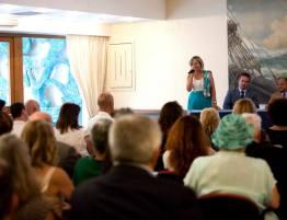 presentazione Allegra a Roma